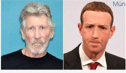Roger Waters le dice a Zuckerberg 'vete a la m…'…