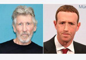 Roger Waters le dice a Zuckerberg 'vete a la m…' por querer usar canción de Pink Floyd