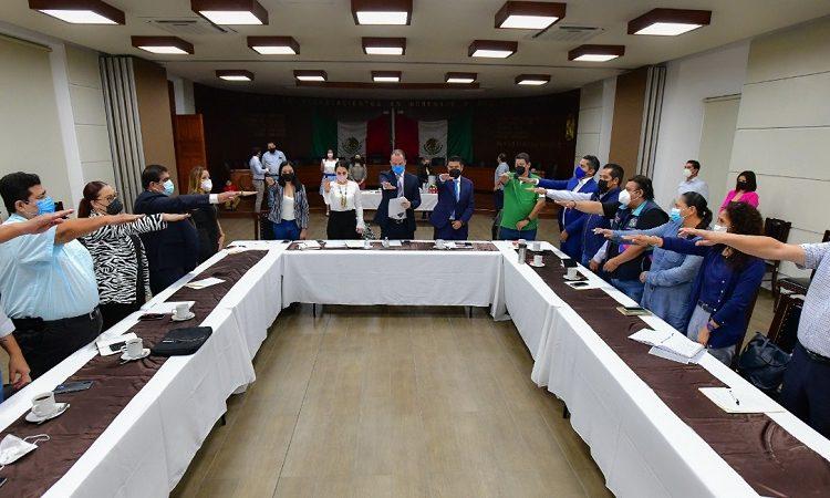 Instalan Comité Técnico de Seguridad Ciudadana y Prevención de la Violencia en Aguascalientes
