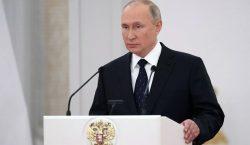 Vladimir Putin acusa a EU de organizar el golpe de…