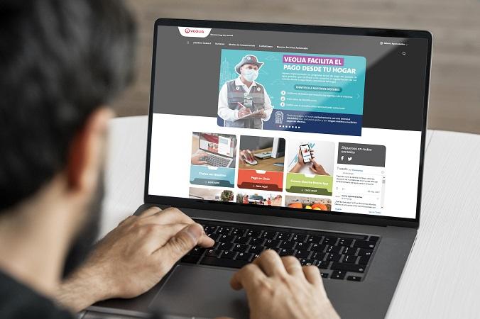 Implementa Veolia Aguascalientes nuevo canal de comunicación digital con usuarios