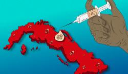 Cuba: el gobierno le apuesta su resto a unas vacunas…
