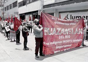 'Vientos de sangre', un documental sobre la matanza de San Mateo del Mar, Oaxaca