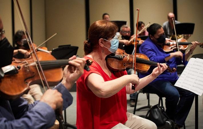 Vuelven conciertos presenciales de la Orquesta Sinfónica de Aguascalientes