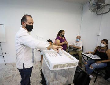 Espera gobernador de Aguascalientes votación de hasta el 60%