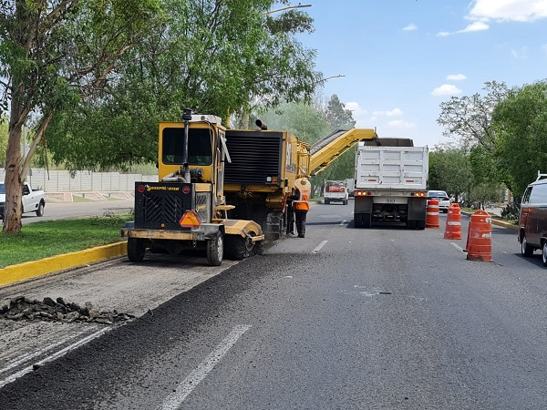 Invierte municipio de Aguascalientes 12 mdp en obras de rehabilitación en Segundo Anillo