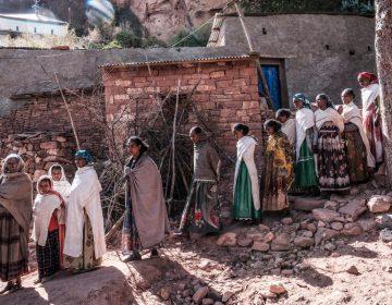 30,000 niños, en riesgo de morir de hambre… Aquí te explicamos qué sucede en Tigray