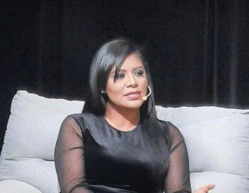 Reconoce Montserrat Caballero el desempeño de otros candidatos
