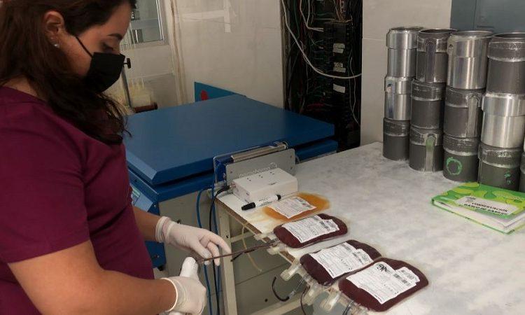 Invita IMSS a la población a donar sangre de forma altruista