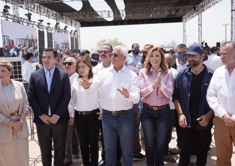 Bonilla arranca obra de planta fotovoltaica sin ningún permiso federal