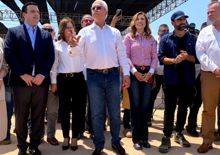 Federación podría cancelar planta fotovoltaica anunciada por Bonilla