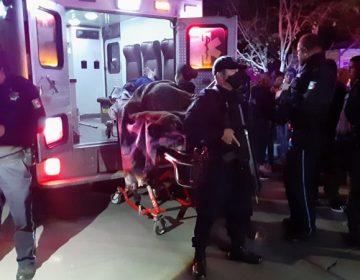 Hombre sufre amputación del pie tras ser arrollado por el tren en Aguascalientes