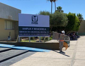 El IMSS reinicia ampliación del Hospital General de San Luis Río Colorado