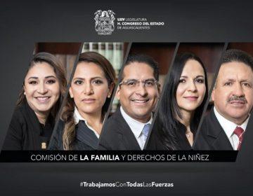 Avala Comisión de la Familia reformas para mejorar proceso de entrega de pensiones alimenticias