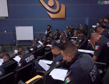 98% de policías estatales de Aguascalientes se encuentran certificados