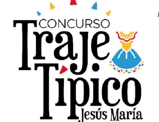 Se realizará en Jesús María concurso de traje típico tradicional