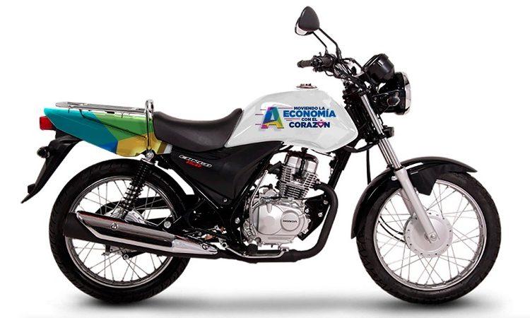 Entregará municipio de Aguascalientes motocicletas para servicio a domicilio en empresas