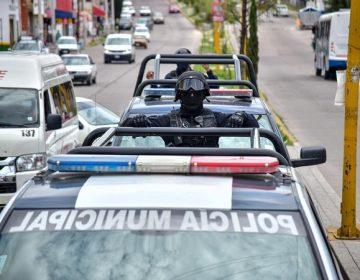 Más de 34 mil personas han sido detenidas por la Policía Municipal de Aguascalientes en 2021