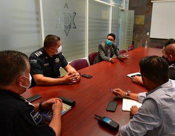 Reforzarán seguridad al exterior de las escuelas de Aguascalientes