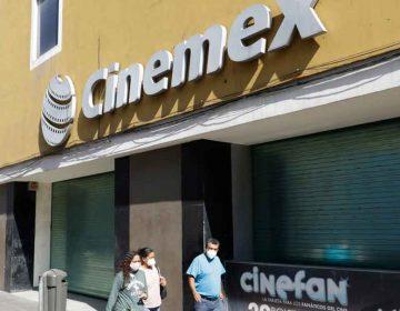 Cinemex abre dos complejos en Plaza Dorada y Explanada con aforo del 50%