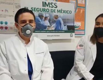 Médicos del IMSS Aguascalientes realizan cirugía cerebral de 10 horas a niña de 4 años