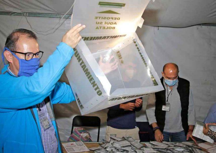 En 13 municipios de Puebla, el IEE contará los votos