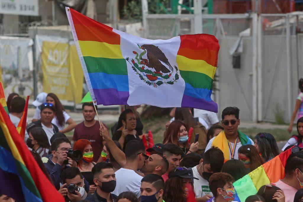 Marcha orgullo LGBT