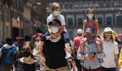 Covid-19: México ha vacunado al31 % de la población mayor…