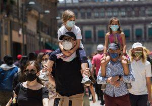 Covid-19: México ha vacunado al31 % de la población mayor de 18 años con una o dos dosis
