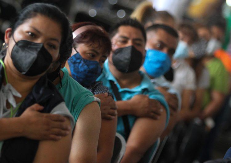 México suma 19 millones de esquemas completos de vacunación; 11 millones han recibido al menos una dosis