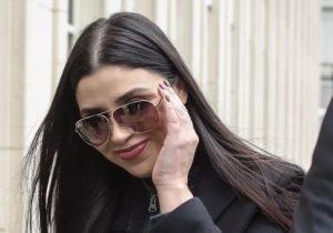 Emma Coronel se declarará culpable de ayudar a su esposo, el 'Chapo' Guzmán