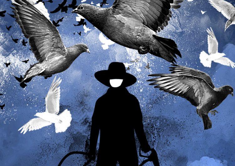 El 'exterminador' de palomas