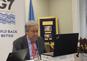 Pide ONU justicia y cooperación en la forma en que se gestionan las vacunas anticovid-19