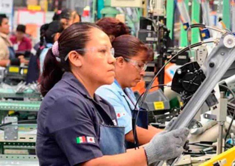 La industria manufacturera genera en Puebla más de 77 mil empleos