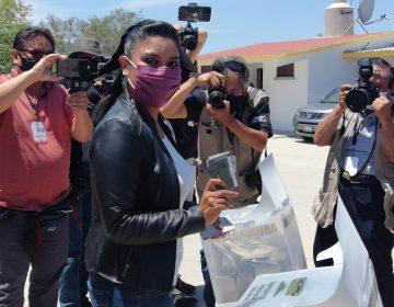 Marina no definiría mi gabinete, dice Montserrat tras votar