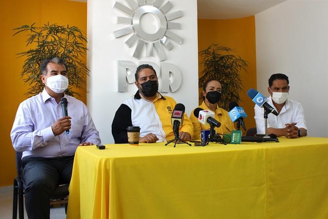 MORENA y el PRI se aliaron para derrotar al PRD en Pabellón: Sánchez Nájera