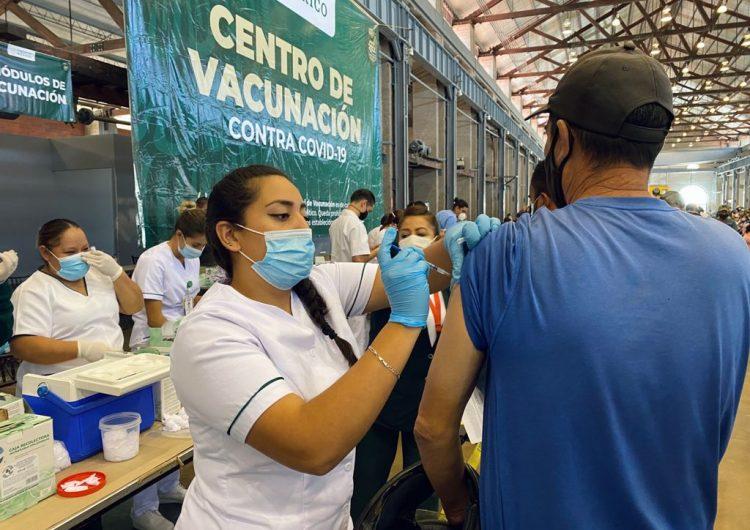 Mañana iniciará vacunación anti-Covid a trabajadores de 70 empresas de Aguascalientes