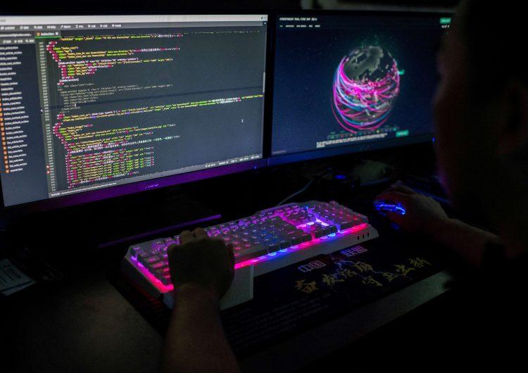 EU y la Unión Europea culpan a China de hackeo masivo contra sus empresas