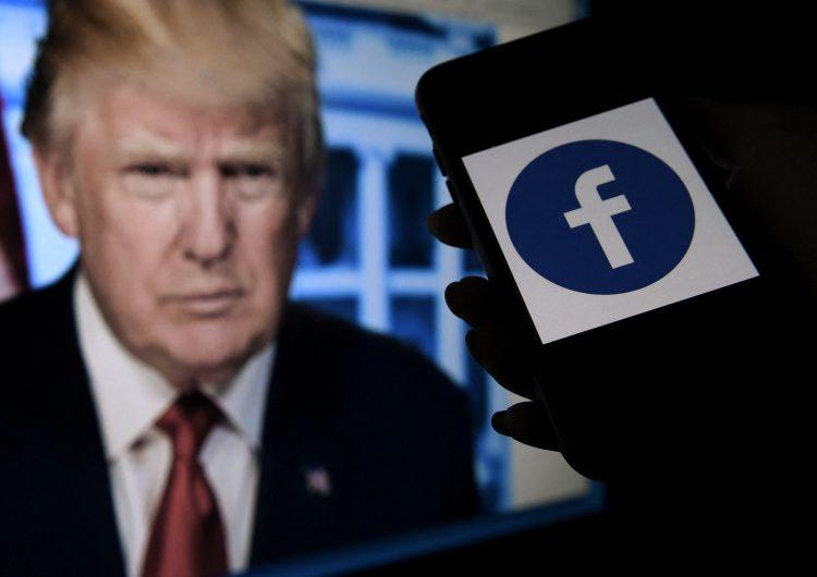 Donald Trump demandará a Facebook, Twitter y Google