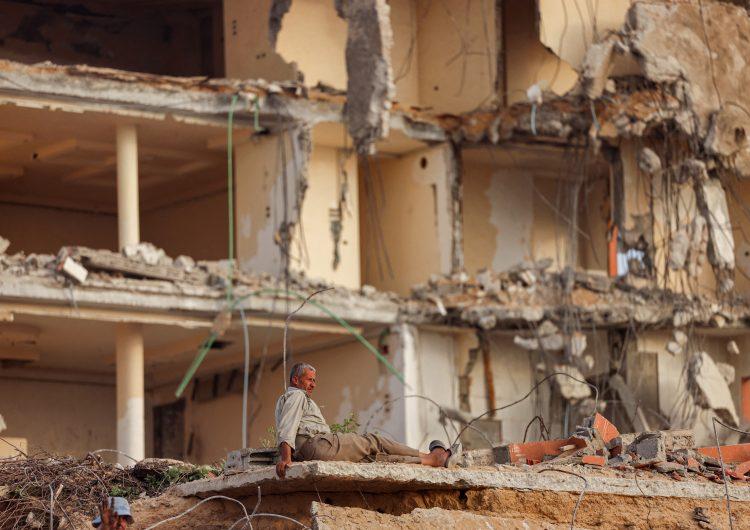 HRW: ataques israelíes donde no había objetivos militares mataron a 62 civiles palestinos
