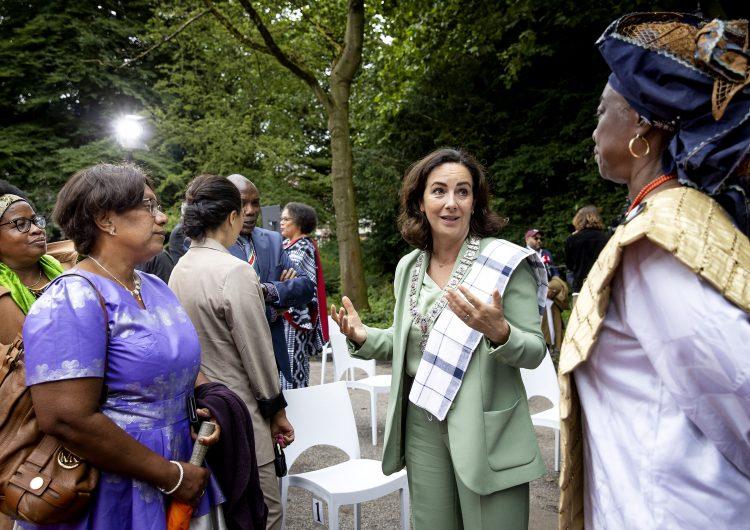 Femke Halsema alcaldesa Ámsterdam