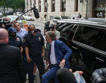 EU: director financiero de la organización Trump se entrega a las autoridades de Nueva York