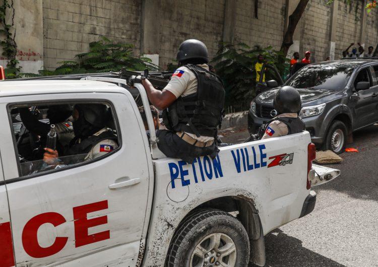 Haití: policía arresta a seis sospechosos del asesinato de Moïse; uno es estadounidense