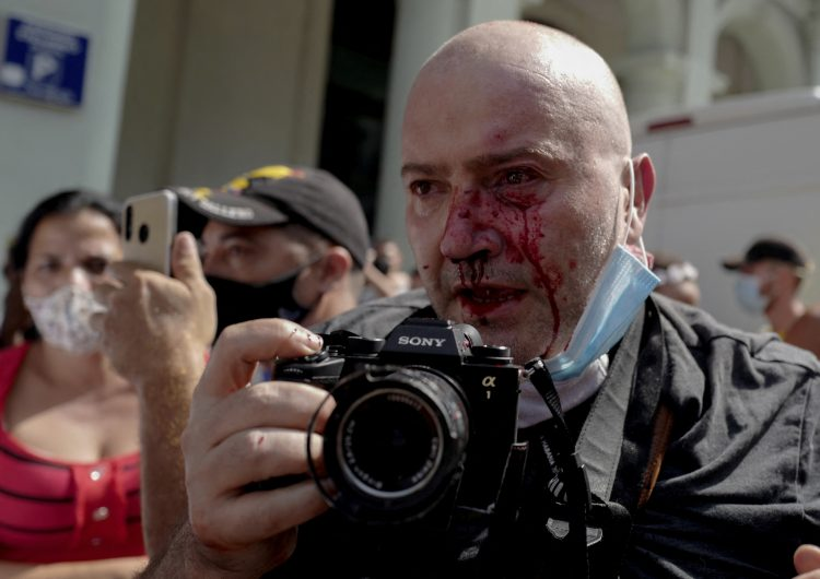 ONU pide al gobierno de Cuba respetar la libertad de expresión y de asociación