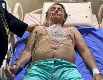 Bolsonaro es internado en hospital de Sao Paulo por 'obstrucción intestinal'