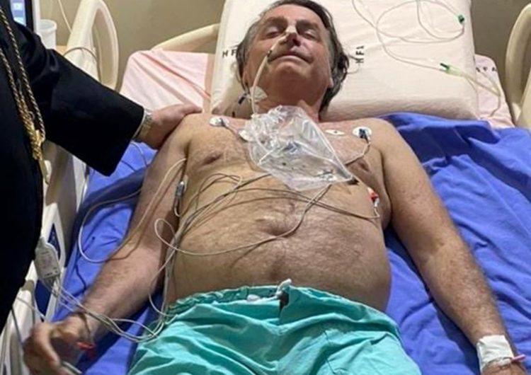 Bolsonaro hospital