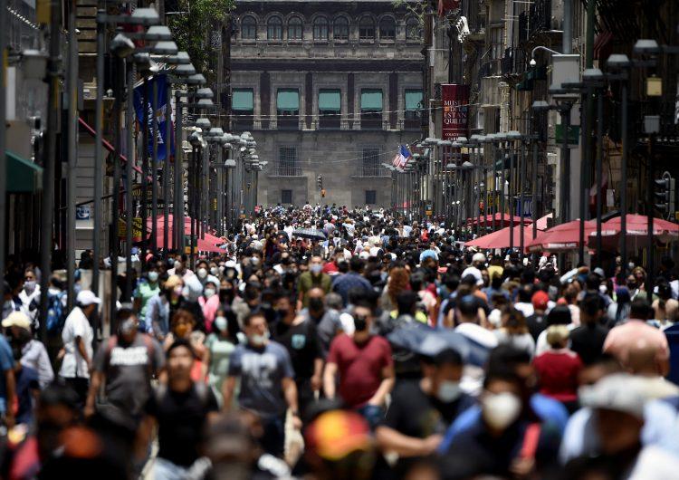 Covid-19: México suma hoy 397 decesos; se registran 15,198 nuevos casos de contagios