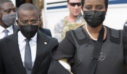 Haití: Protestas en la víspera de los funerales del ex…