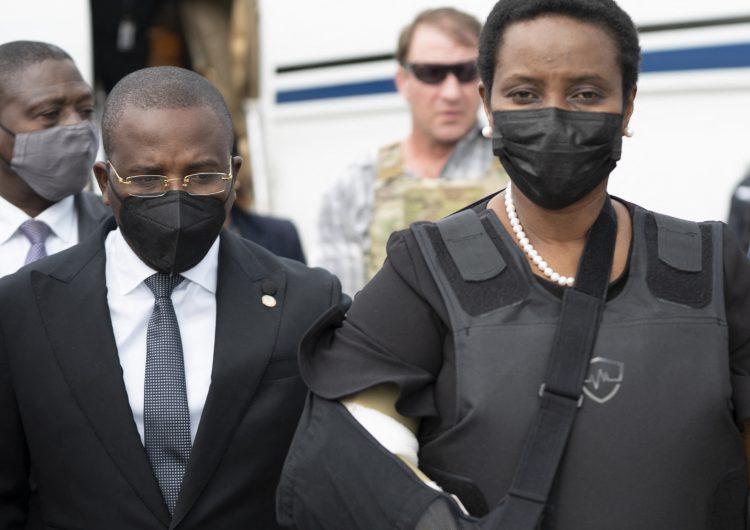 Haití: Protestas en la víspera de los funerales del ex presidente Moïse