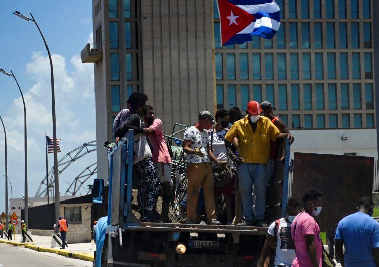 Cuba denuncia 'maniobra injerencista' de EU tras declaraciones de la Casa Blanca